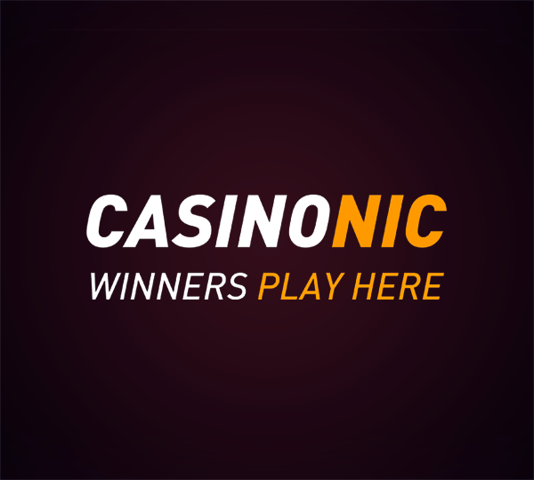 Casinonic welcome