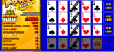 Deuces Wild Power Poker
