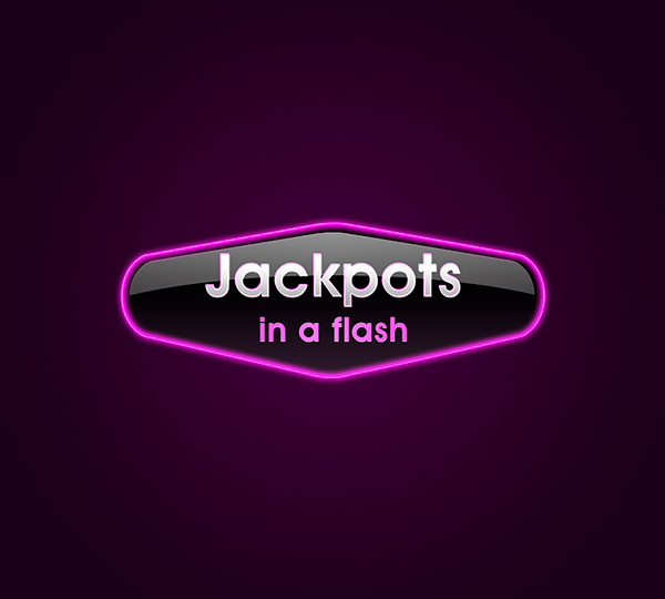 Jackpots In A Flash welcome