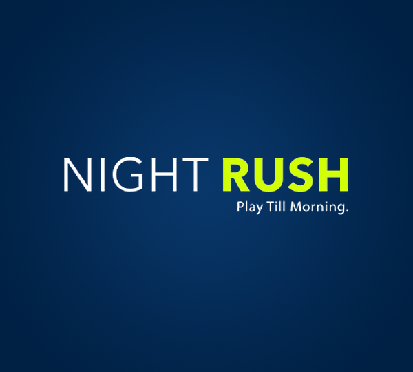 NightRush welcome
